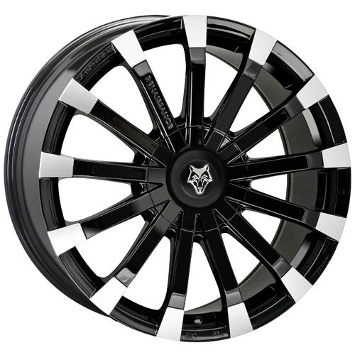 Wolf Design - Renaissance (Gloss Black / Polished)