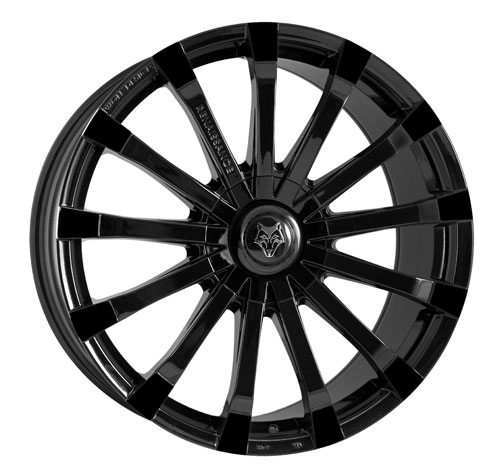 Wolf Design - Renaissance (Gloss Black)