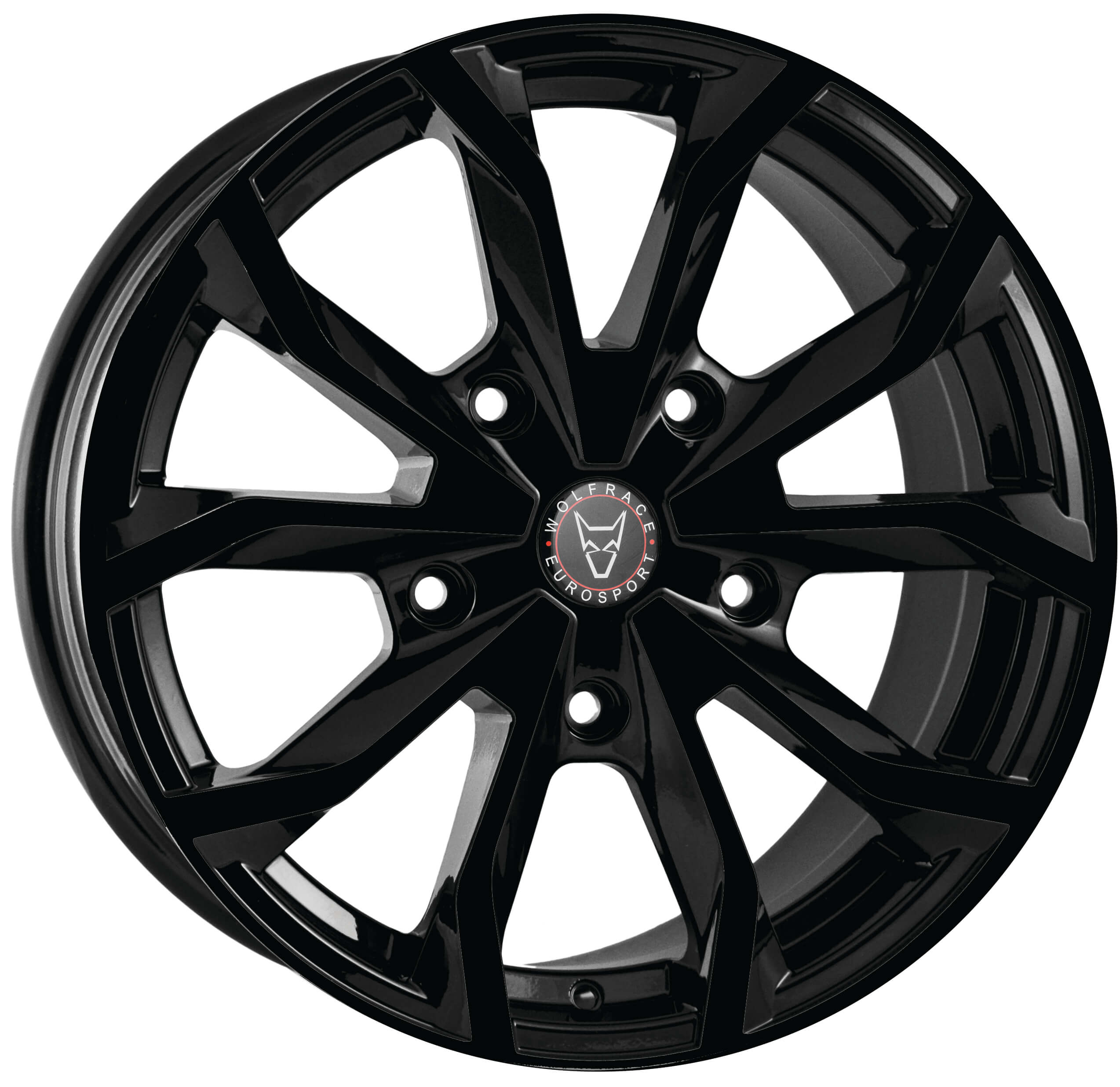 Wolfrace Eurosport - Assassin TRS (Gloss Black)