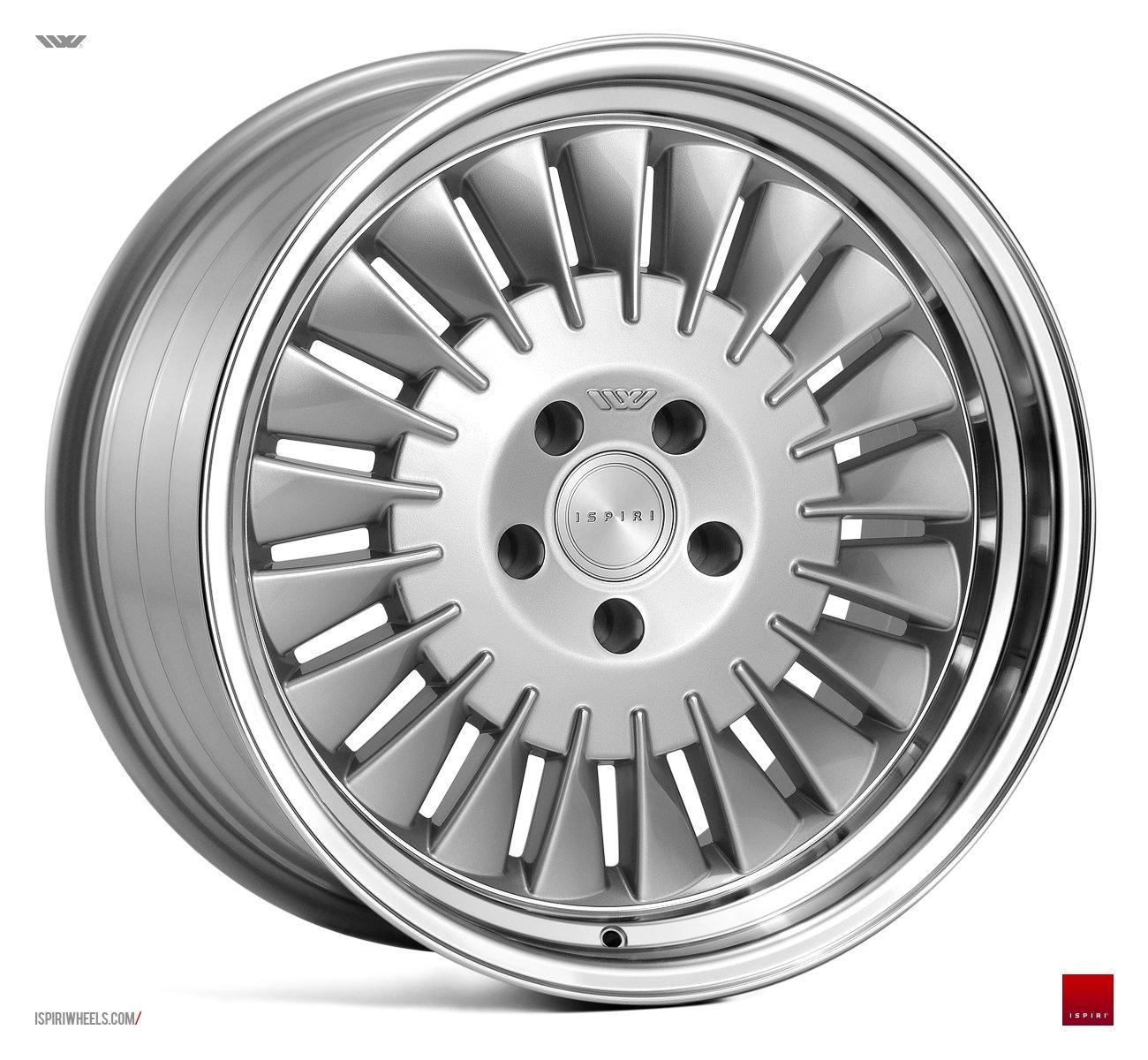IW Automotive - CSR1D (Silver Polished Lip)