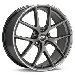 BBS - CI-R (Satin Platinum with Stainless Steel Rim Protector)
