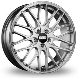 BBS - CS-5 (Brilliant Silver)