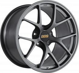 BBS - FI (Forged Individual) (Satin Anthracite)