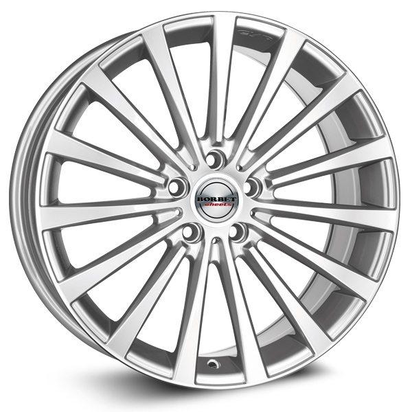 Borbet - BLX (Brillant Silver)