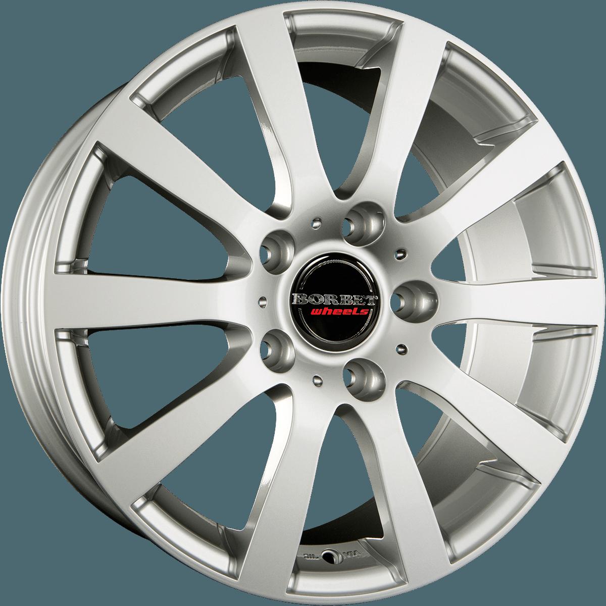 Borbet - C2C (Brillant Silver)