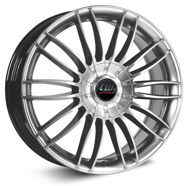 Borbet - CW3 (Sterling Silver)