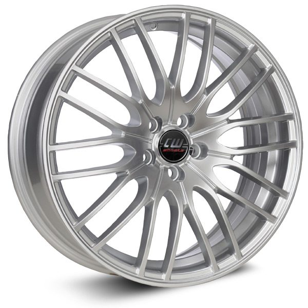 Borbet - CW4 (Sterling Silver)