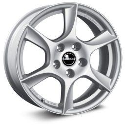 Borbet - TL4 (Brillant Silver)
