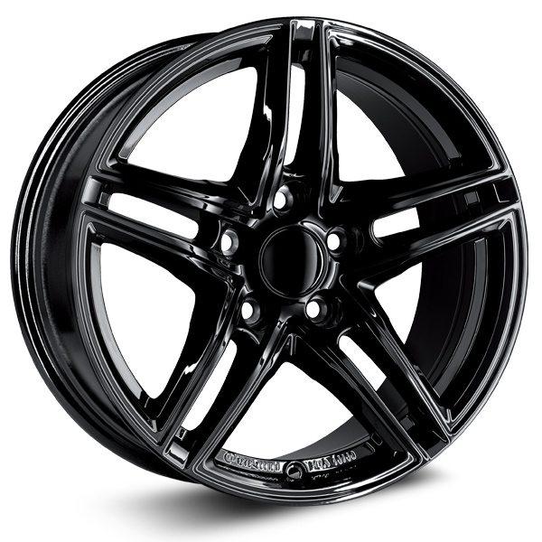 Borbet - XR (Black Glossy)