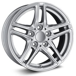 Borbet - XR (Brillant Silver)