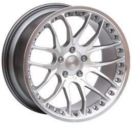 Breyton - GT-P (Hyper Silver Small Polished Lip)