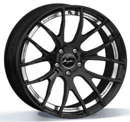 Breyton - GTSRM (Glossy Black Polished Undercut)