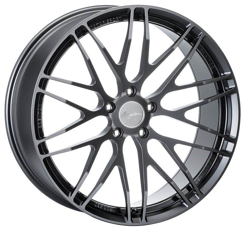 Breyton - Spirit RS (Black Anodized)