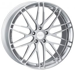 Breyton - Spirit RS (Silver Anodised)