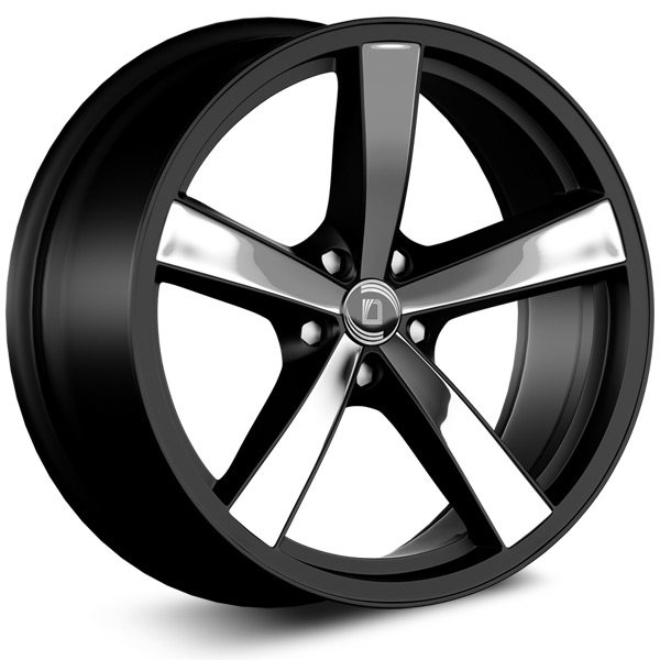 Diewe Wheels - Trina (Black Inox)