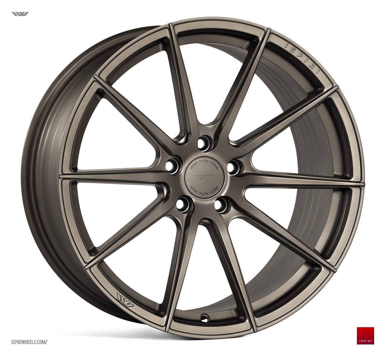 IW Automotive - FFR1 (Matt Carbon Bronze)