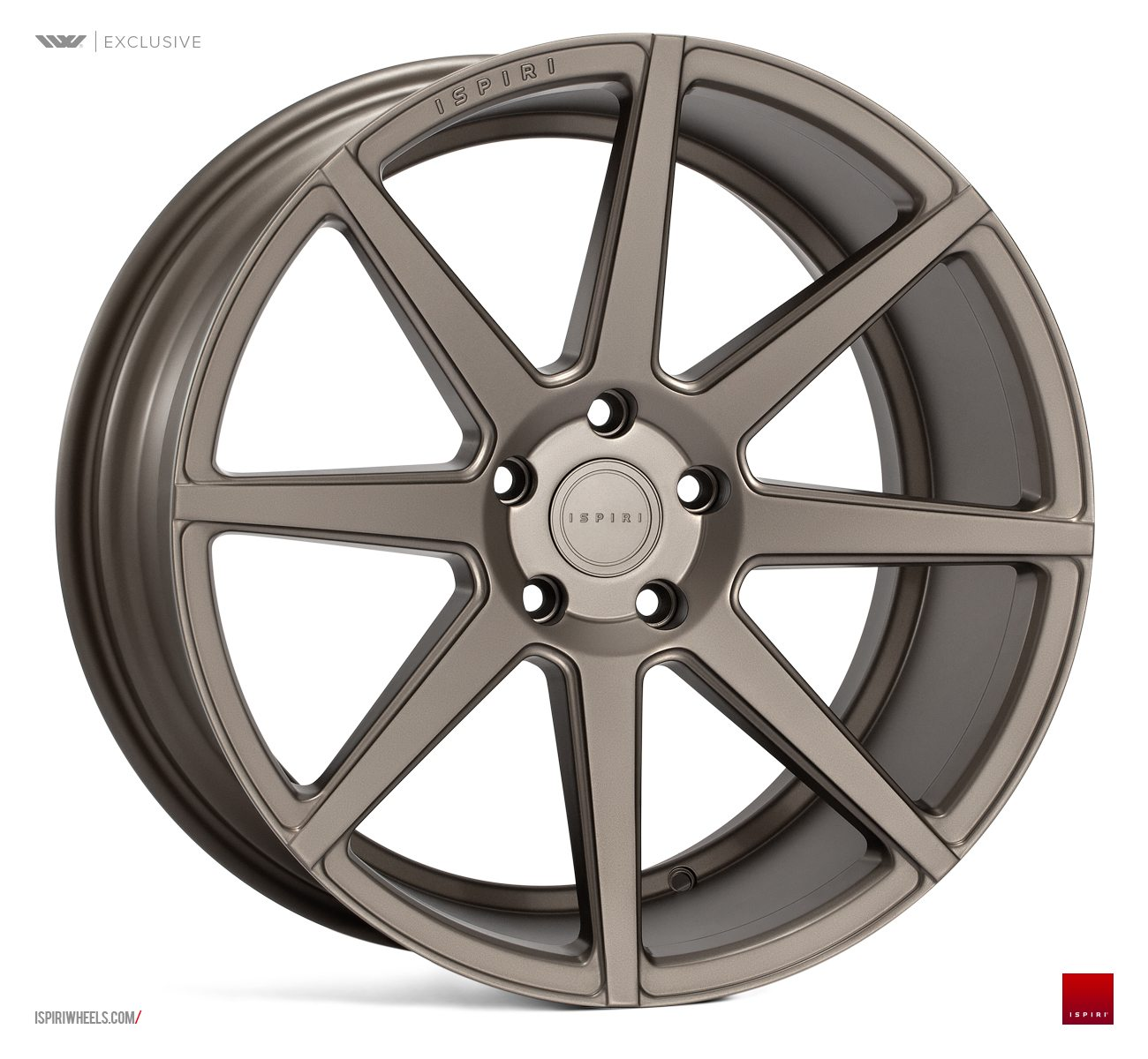 IW Automotive - ISR8 (Matt Carbon Bronze)