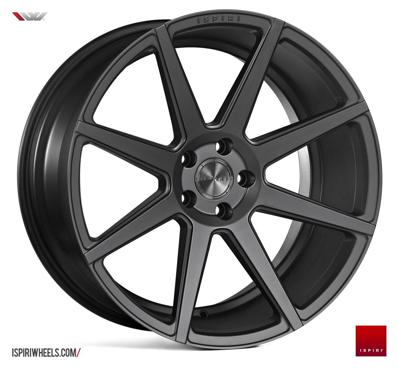 IW Automotive - ISR8 (Satin Graphite)