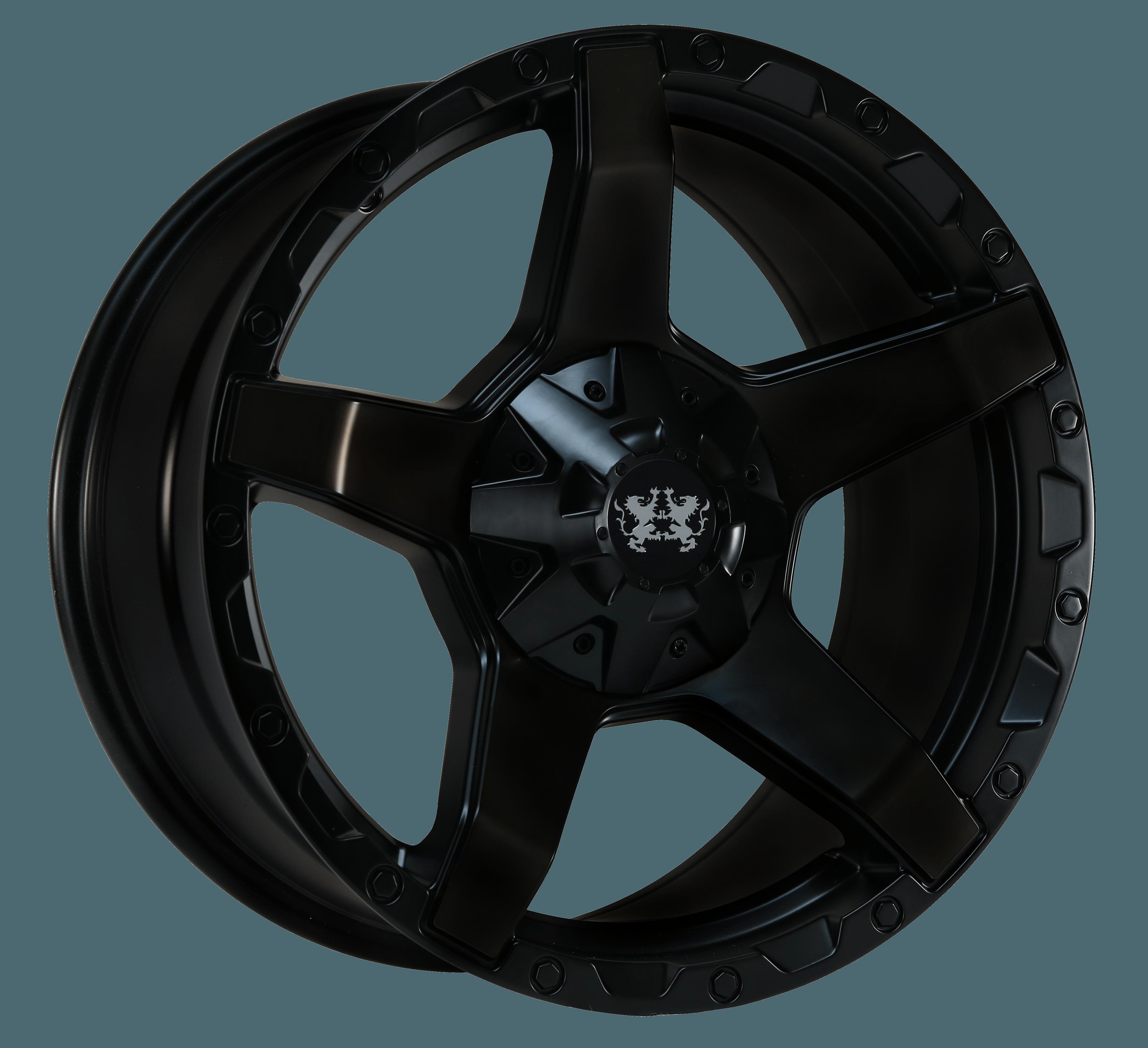 Lionhart - LH4 (Satin Black)