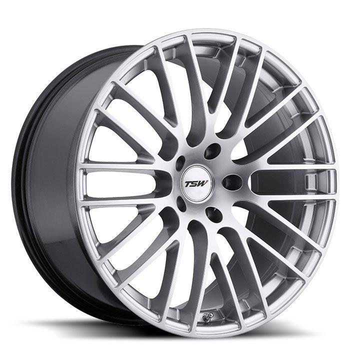 TSW - Max (Hyper Silver)