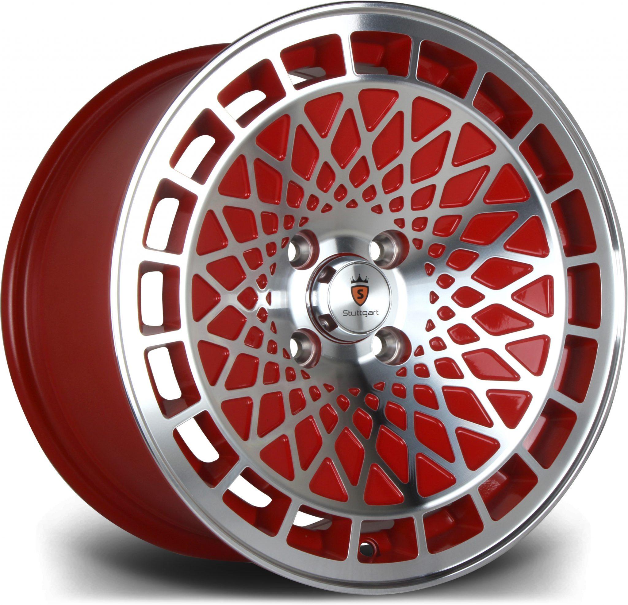 Stuttgart - ST7 (Red Polished)