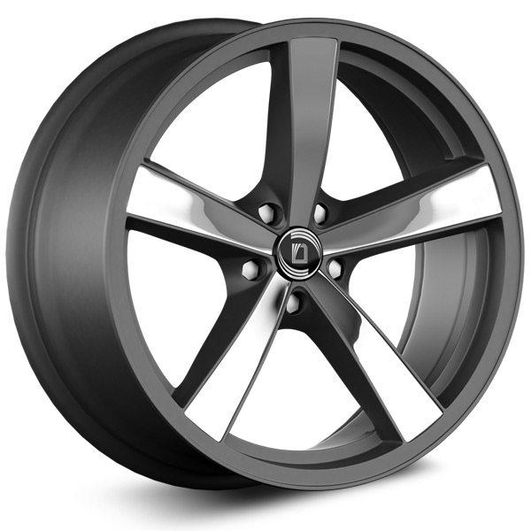Diewe Wheels - Trina (Platininox)