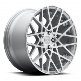Rotiform - BLQ-2 (SILVER MACHINED)