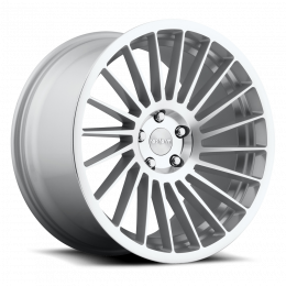 Rotiform - IND-T (Silver Machined)