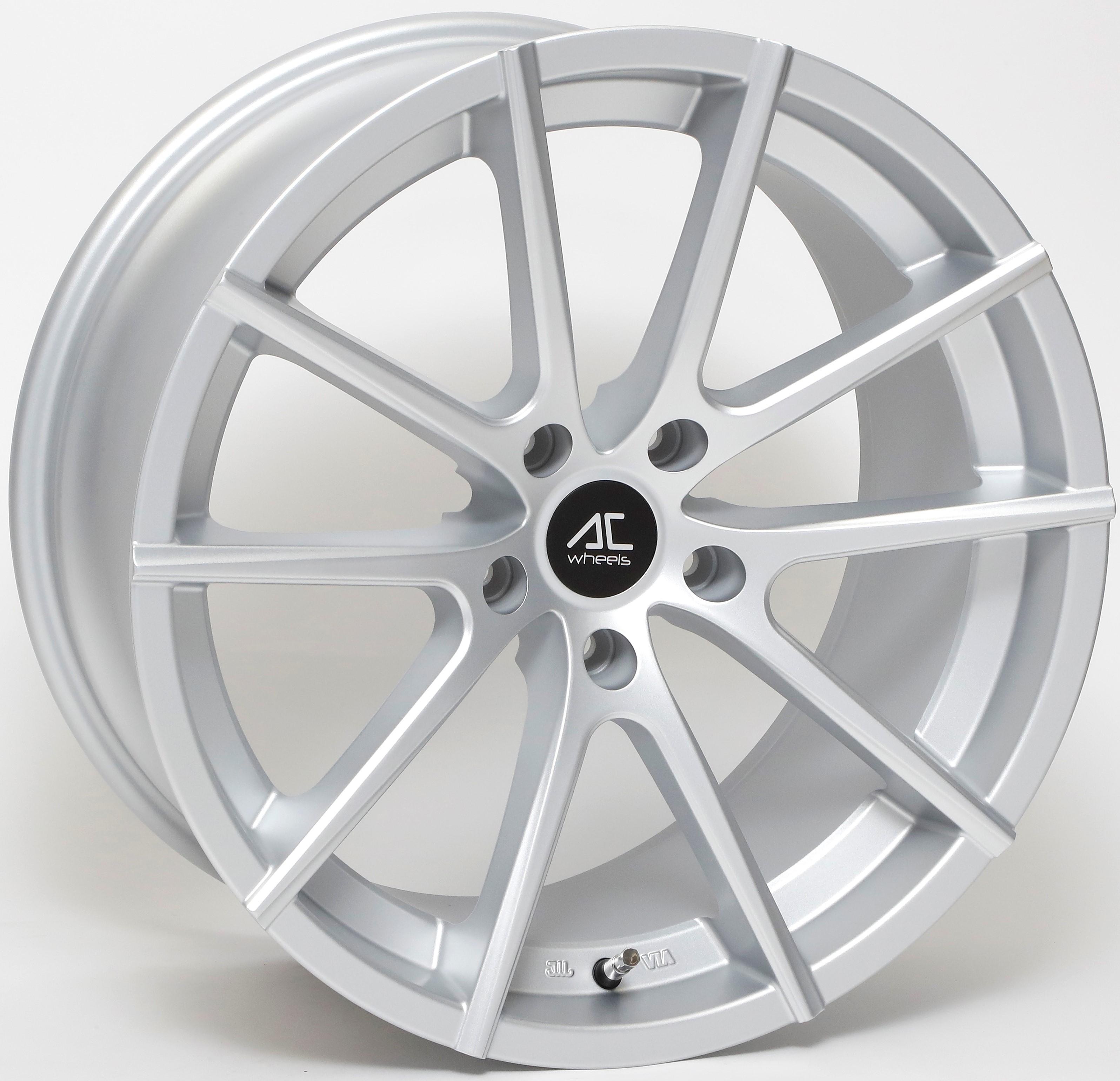 AC Wheels - Cruze (Matt Silver)