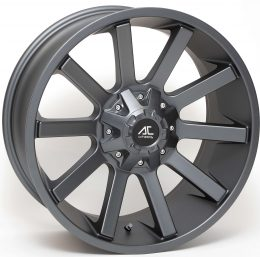AC Wheels - Ranger (Matt Dark Grey)
