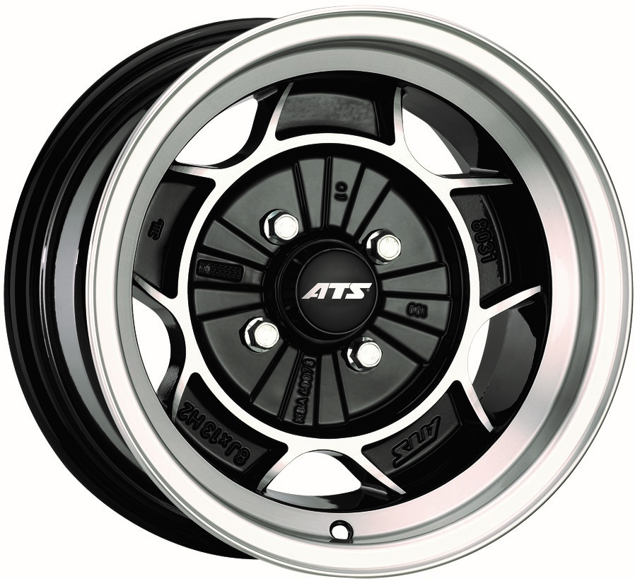 ATS - Classic (Diamond Black / Polished)