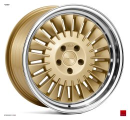 Ispiri - CSR1D (Vintage Gold Polished Lip)