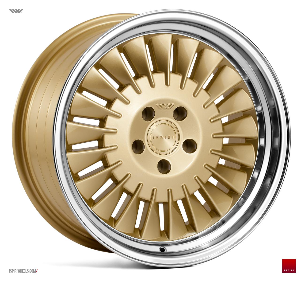 IW Automotive - CSR1D (Vintage Gold Polished Lip)