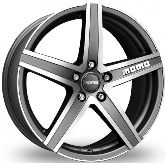 MOMO - Hyperstar Evo (Gunmetal / Polished)
