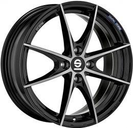 Sparco - Trofeo 4 (Fume Black Full Polished)