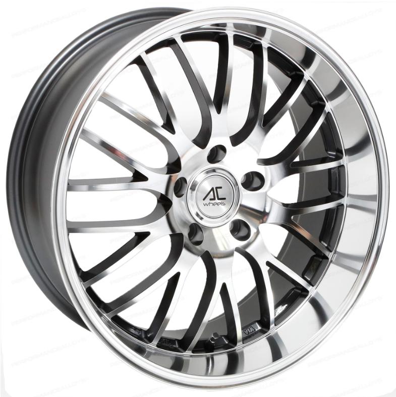 AC Wheels - Hypnotic (Hyper Silver)
