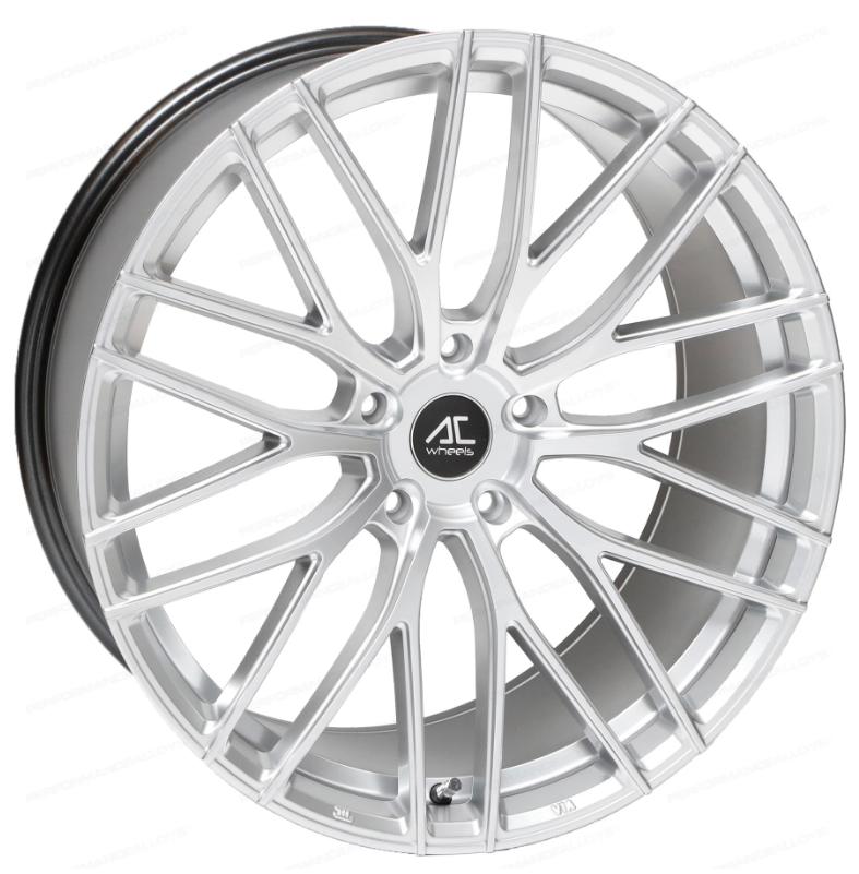 AC Wheels - Syclone (Hyper Silver)
