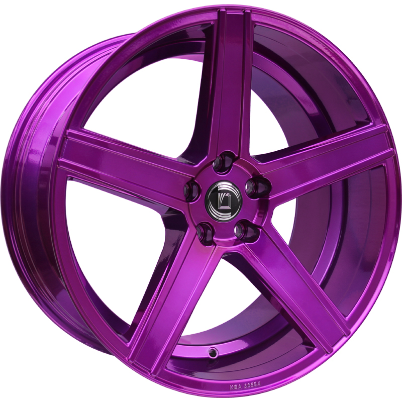 Diewe Wheels - Cavo (Purple)