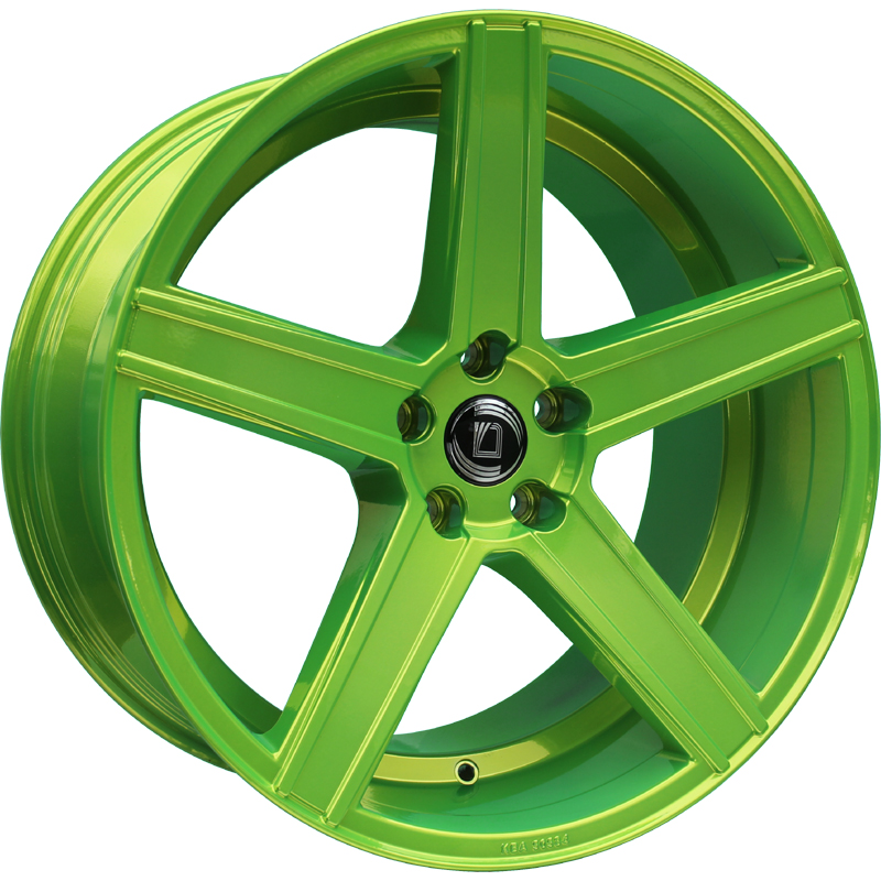 Diewe Wheels - Cavo (Yellowgreen)
