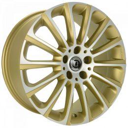 Diewe Wheels - Turbina (gold machined)