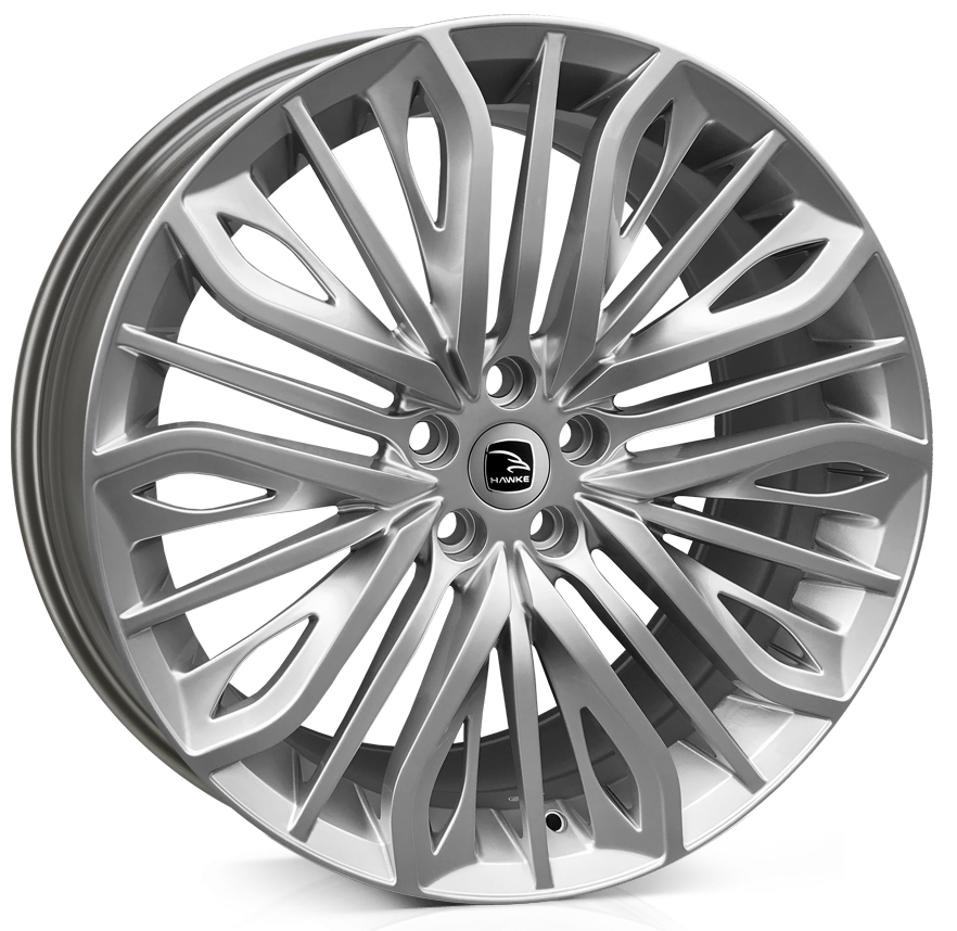 Hawke Wheels - Vega (Silver)