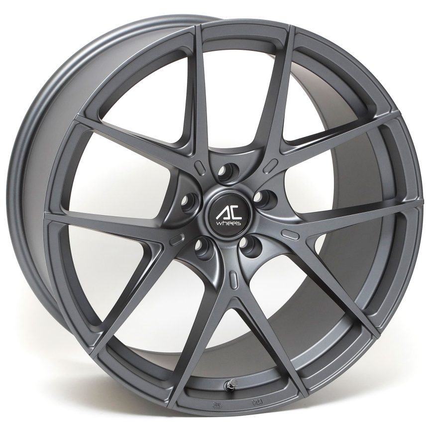 AC Wheels - Supremo (Dark Matt Grey)