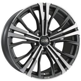 OZ - Cortina (Matt Dark Graphite Diamond Cut)