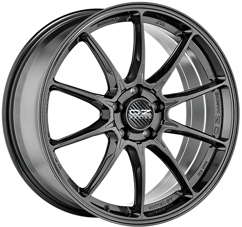 OZ - Hyper GT HLT (Star Graphite)