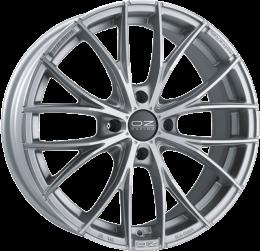 OZ - Italia 150 (Matt Race Silver Diamond Cut)