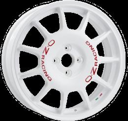 OZ - Leggenda (White Red Lettering)