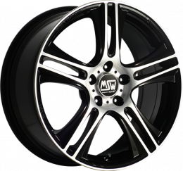 OZ - MSW 11 (Black Full Polished (Gbfp))