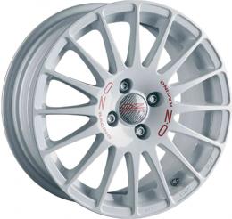 OZ - Superturismo WRC (White Red Lettering)