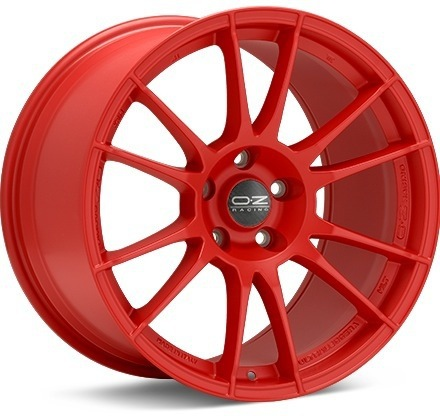 OZ - Ultraleggera HLT (Red)