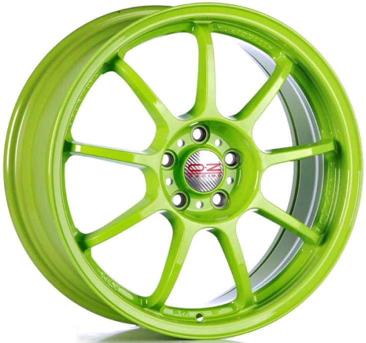 OZ - Alleggerita HLT 5F (Acid Green)